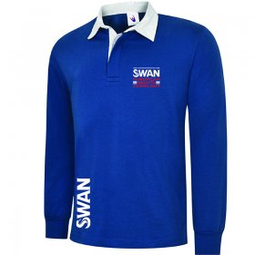 Swan Europeans Classic Rugby Shirt - UC402
