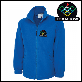 TeamIOW Full Zip Fleece (UC604)