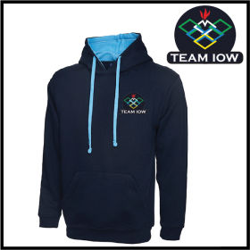 TeamIOW Contrast Hoody (UC507)