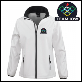 TeamIOW Ladies Softshell Jacket 2ply (R231F)