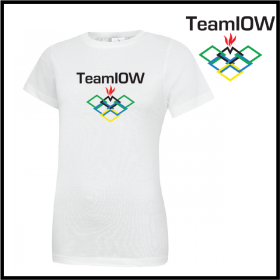 TeamIOW Ladies Classic T-Shirt (UC318)