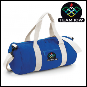 TeamIOW Large Barrel Bag (BG140)