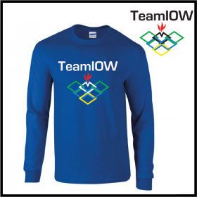 TeamIOW Long Sleeve T-Shirt (GD014)