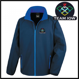 TeamIOW Mens Softshell Jacket 2ply (R231M)
