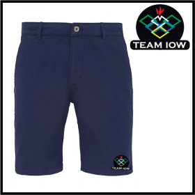 TeamIOW Mens Chino Shorts (AQ051)