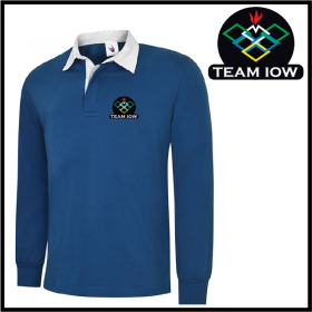 TeamIOW Classic Rugby Shirt (UC402)