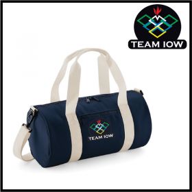 TeamIOW Small Barrel Bag (B140S)