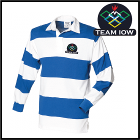 TeamIOW Striped Rugby Shirt (FR08M)