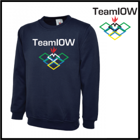 TeamIOW Classic Sweat Shirt -(UC203)