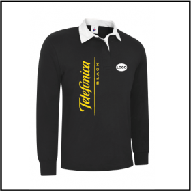 Telefonica Rugby Shirt (UC402)