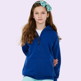 Kids Full Zip Hoody