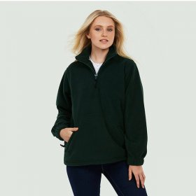 Classic Quarter Zip Fleece - UC602