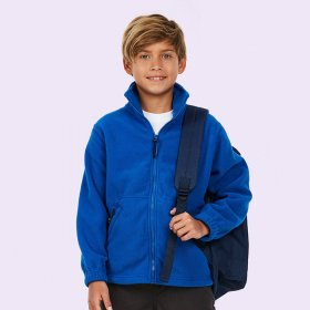 Child Classic Full Zip Fleece - UC603