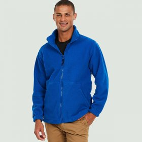 Premium Full Zip Fleece (UC601)