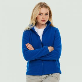 Ladies Classic Full Zip Fleece (UC608)