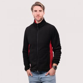 Two-Tone Fleece Jacket (UC617)