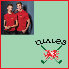 Wales Golf Tour Clothing