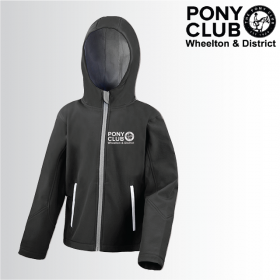 PC Child Hooded Softshell Jacket (R224J)