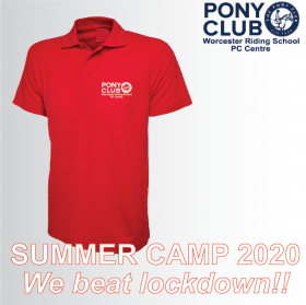 Camp 2020 Child Polo Shirt (UC103)