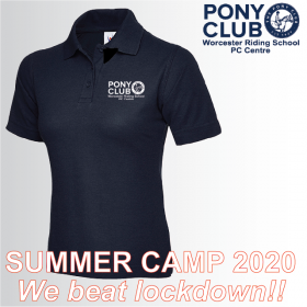 Camp 2020 Ladies Polo Shirt (UC106)