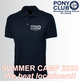 Camp 2020 Mens Polo Shirt (UC101)