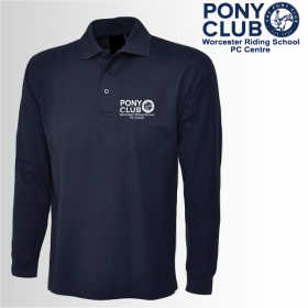PC Unisex Long Sleeve Polo (UC113)