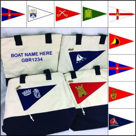 Yacht Club/Events Bags-Cushions