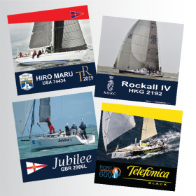 Custom Yacht Prints