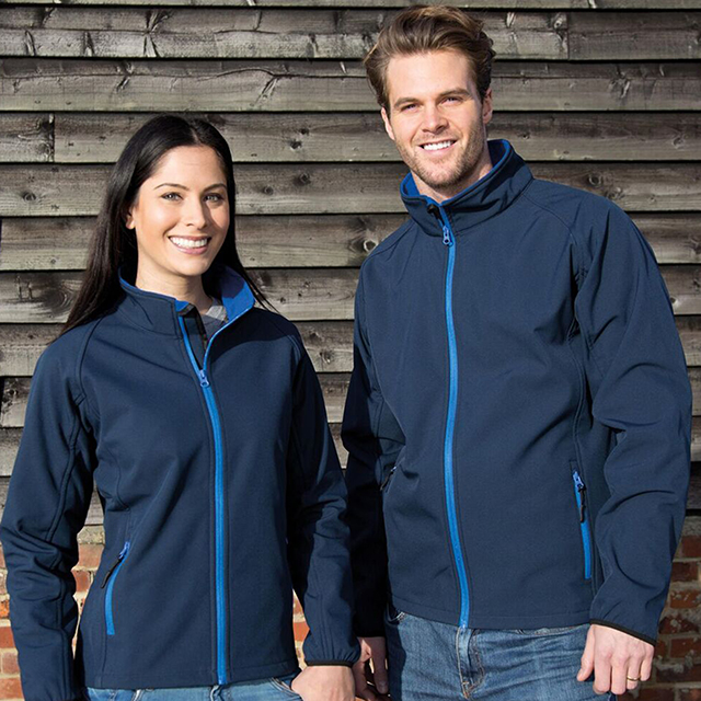 Softshell Jackets & Gilets