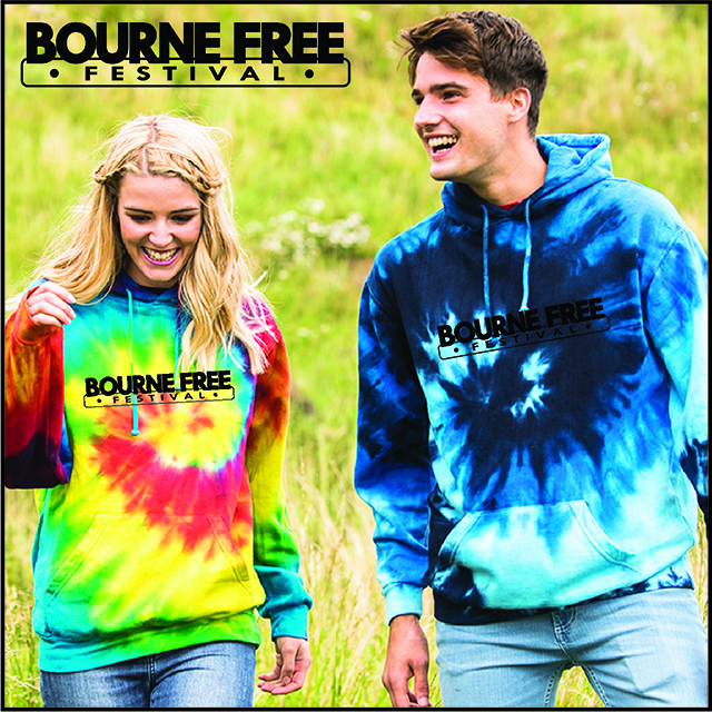 Bourne Free Party Gear