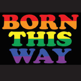 Born This Way Merchandise