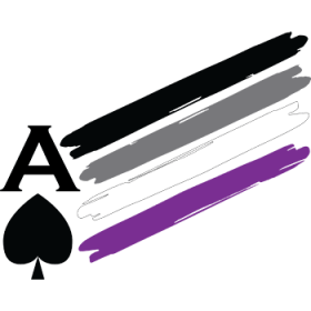 ASX003 - Asexual Ace Print