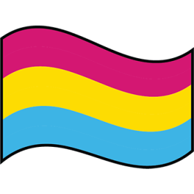 PSX001 - PanSexual Embroidered Emblem